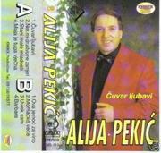 Alija Pekic - Diskografija  Kaseta_Prednja