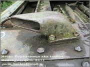 Советский тяжелый танк КВ-1, завод № 371,  1943 год,  поселок Ропша, Ленинградская область. 1_051