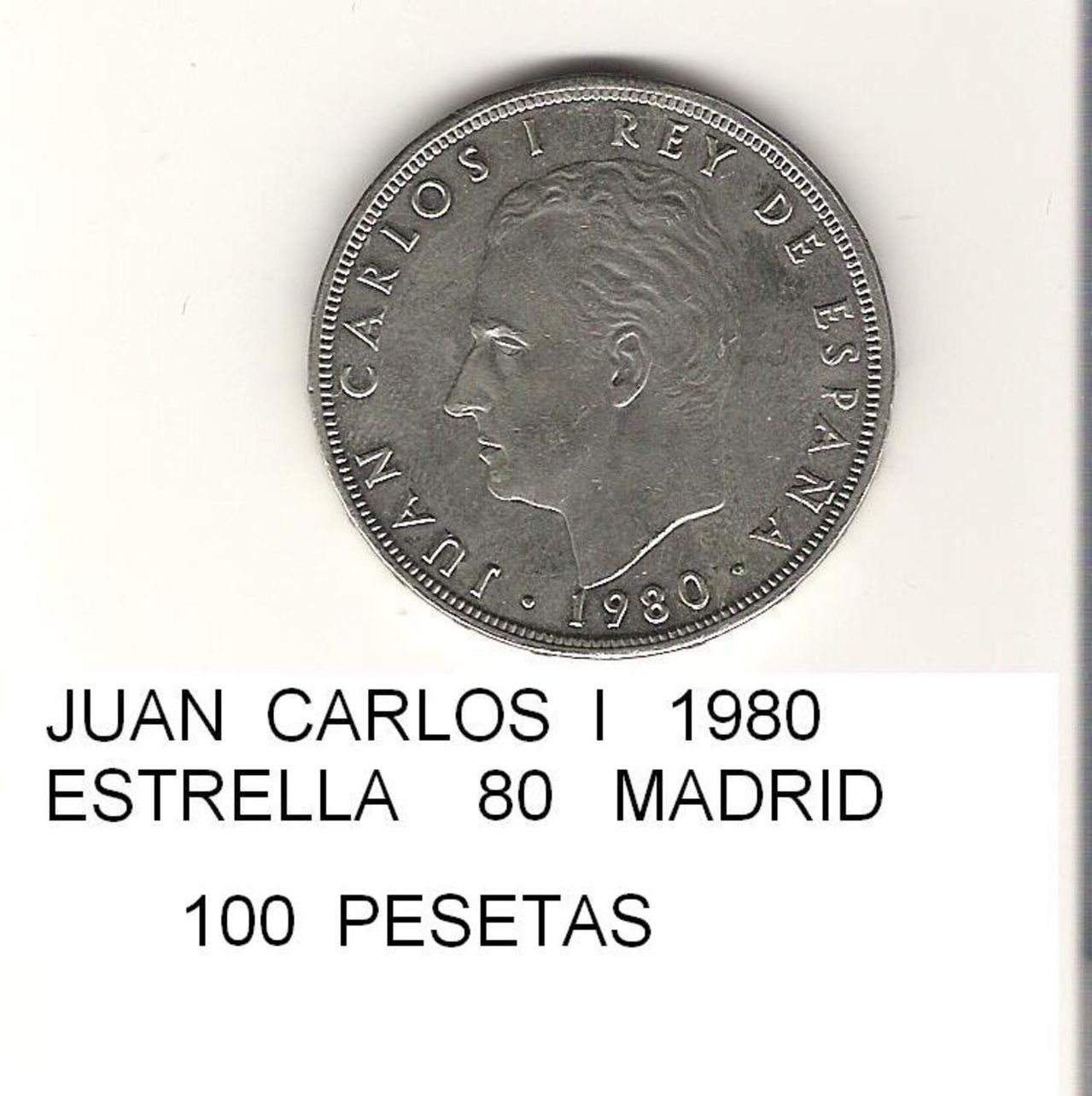 100 Pesetas 1980 (* 19-80). Juan Carlos I.   100_PESETAS_2