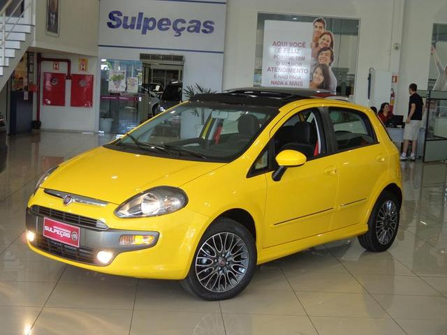 Fiat in Brasile - Pagina 20 Punto-sporting