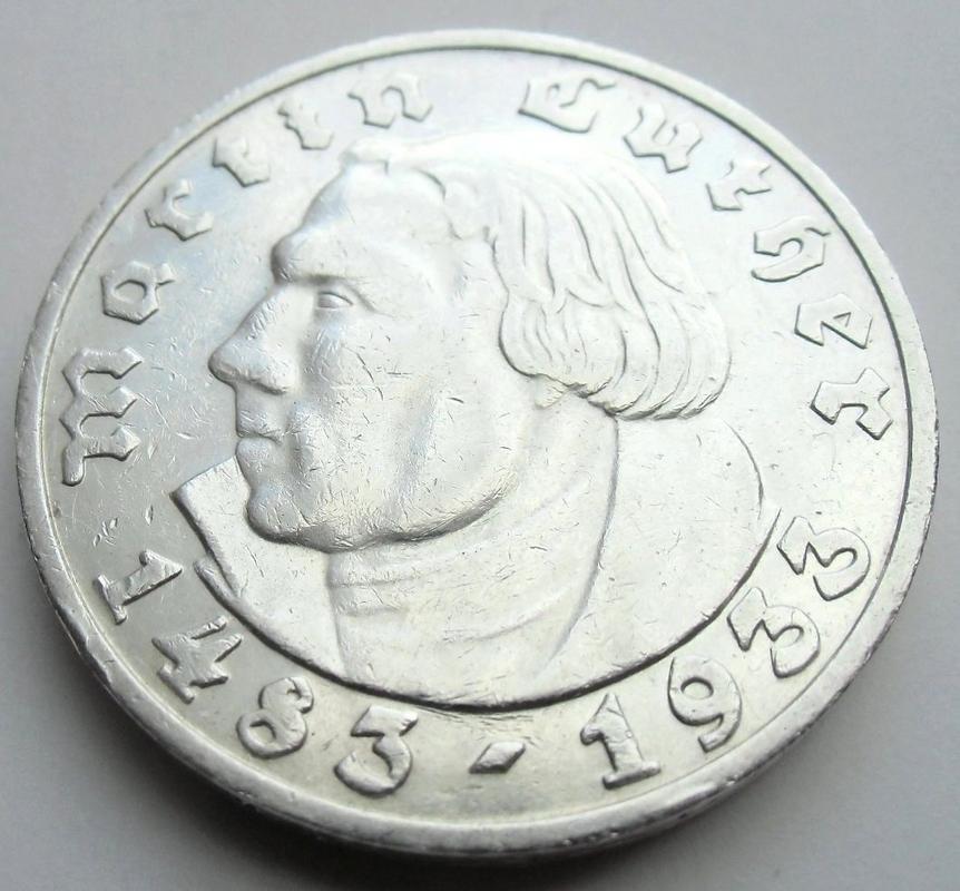 Monedas Conmemorativas de la Republica de Weimar y la Rep. Federal de Alemania 1919-1957 - Página 3 1933a