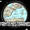 Mar Mediterráneo, Mar Tirreno, Mar Jónico, Mar Adriático y Mar Egeo