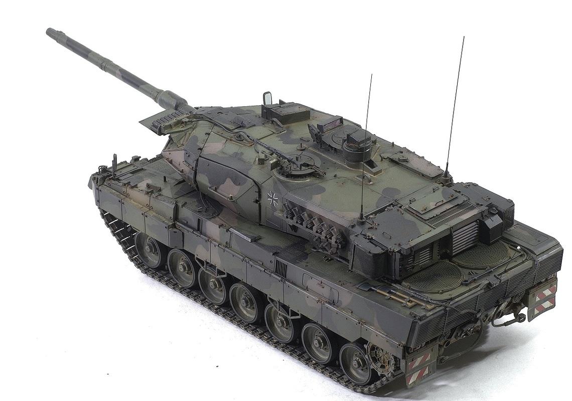 Leopard 2A7 MENG Image