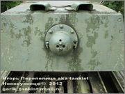 Советский тяжелый танк КВ-1, завод № 371,  1943 год,  поселок Ропша, Ленинградская область. 1_058