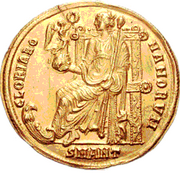 Glosario de monedas romanas. CONSTANTINOPOLIS. Image
