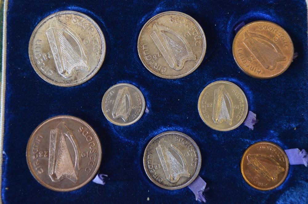 Estado Libre Irlandés (1928, primera serie de monedas) ¿EBC/SC/proof? Original4