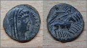 AE4 póstumo de Constantino I divinizado. Cuádriga. Constantinopla Const_I_Divinizado