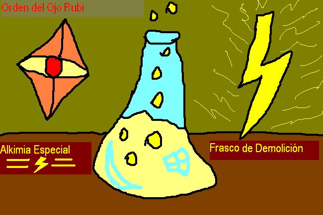 Técnicas de Alkimia Especial - Ojo Rubí Frasco_de_Demolici_n
