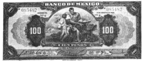 100 pesos. México. 2005. 1_100peso_1