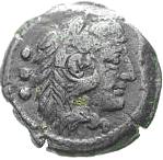 Glosario de monedas romanas. CUADRANTE. Image