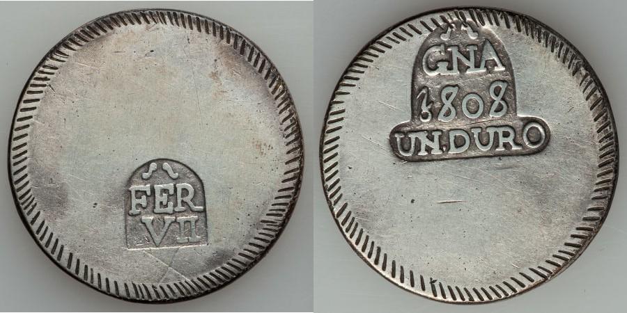 HERITAGE.Moneda Española 885366l