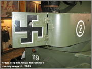 Советский легкий танк Т-26, обр. 1933г., Panssarimuseo, Parola, Finland  26_035