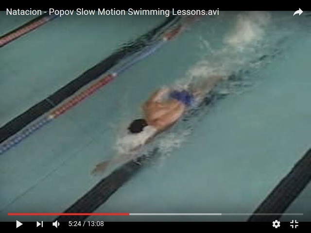 becoming a swimmer Popov1bend