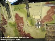 "Немецкий тяжелый танк PzKpfw V Ausf.А  ""Panther"", Sd.Kfz 171,  Musee des Blindes, Saumur, France Panther_A_Saumur_034"