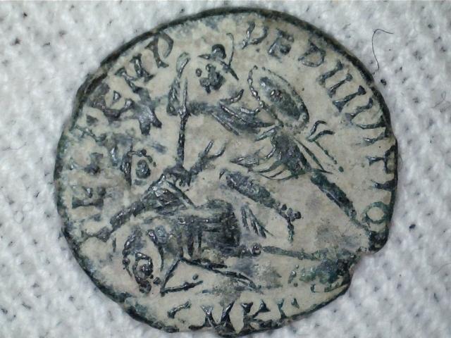 AE3 de Constancio II. FEL TEMP REPARATIO.Ceca Cyzicus. Image