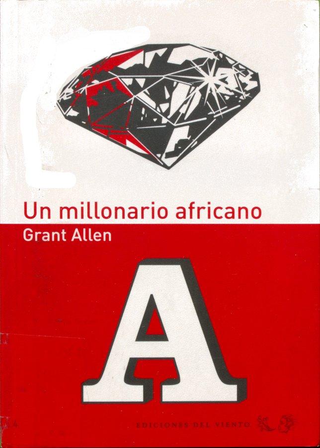 Un millonario africano - Grant Allen Noir