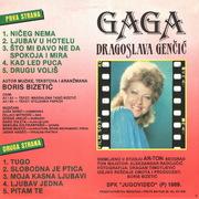 Dragoslava Gencic - Diskografija  Dragoslava_Gencic_1989_z