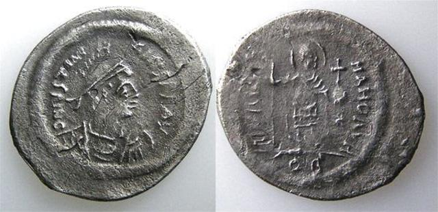Denominación de las monedas de Bizancio. 1ª parte Silicua