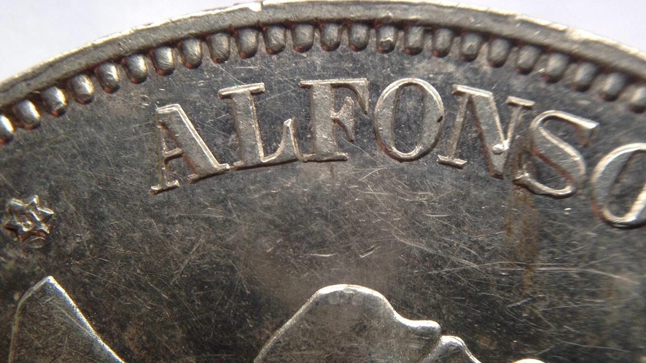 5 pesetas 1893. Alfonso XIII. REVERSO12 Dedit - Página 2 Image