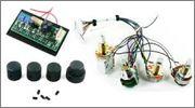 Projeto novo: Singlecut 5 cordas com headstock tipo Musicman (NS Luthieria) System