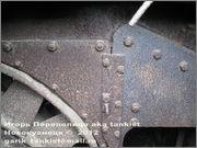 Советский тяжелый танк КВ-1, завод № 371,  1943 год,  поселок Ропша, Ленинградская область. 1_070