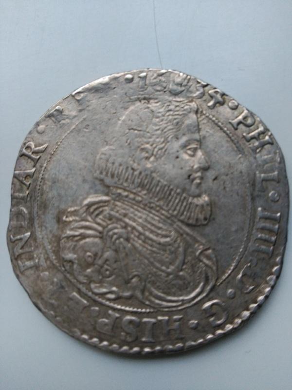 ducaton de Felipe IV de Amberes  IMG_20161017_190722