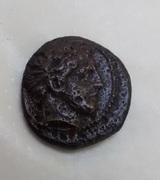 AE16 de ¿Alejandro III? Caballo. Image