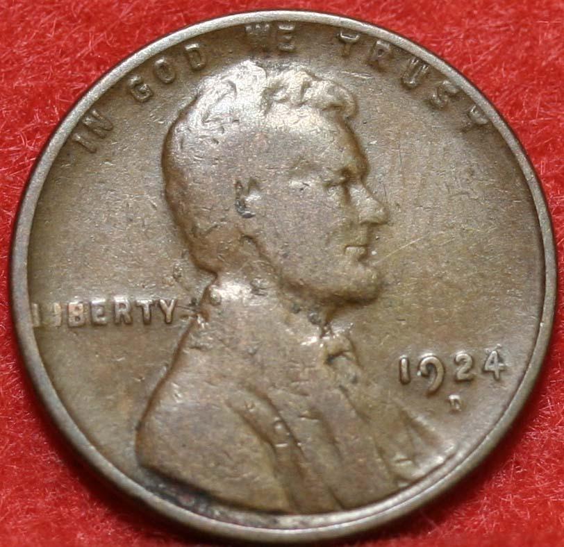 Coleccion Centavos Lincoln 1909-2016 - Página 2 1924a