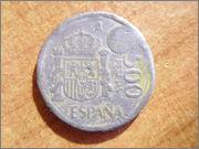 500 pesetas 1994 de plomo P1120832