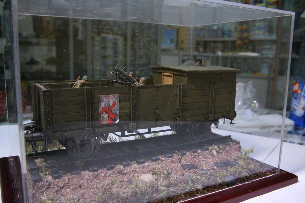 вагон ЗУ с тепловкой Image