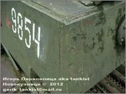 Советский тяжелый танк КВ-1, завод № 371,  1943 год,  поселок Ропша, Ленинградская область. 1_080