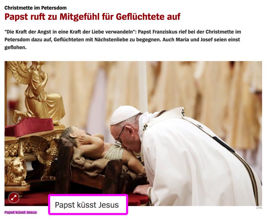 Papst Franziskus (IHS) als Führer der Weltreligion - Seite 8 Pap_jesus