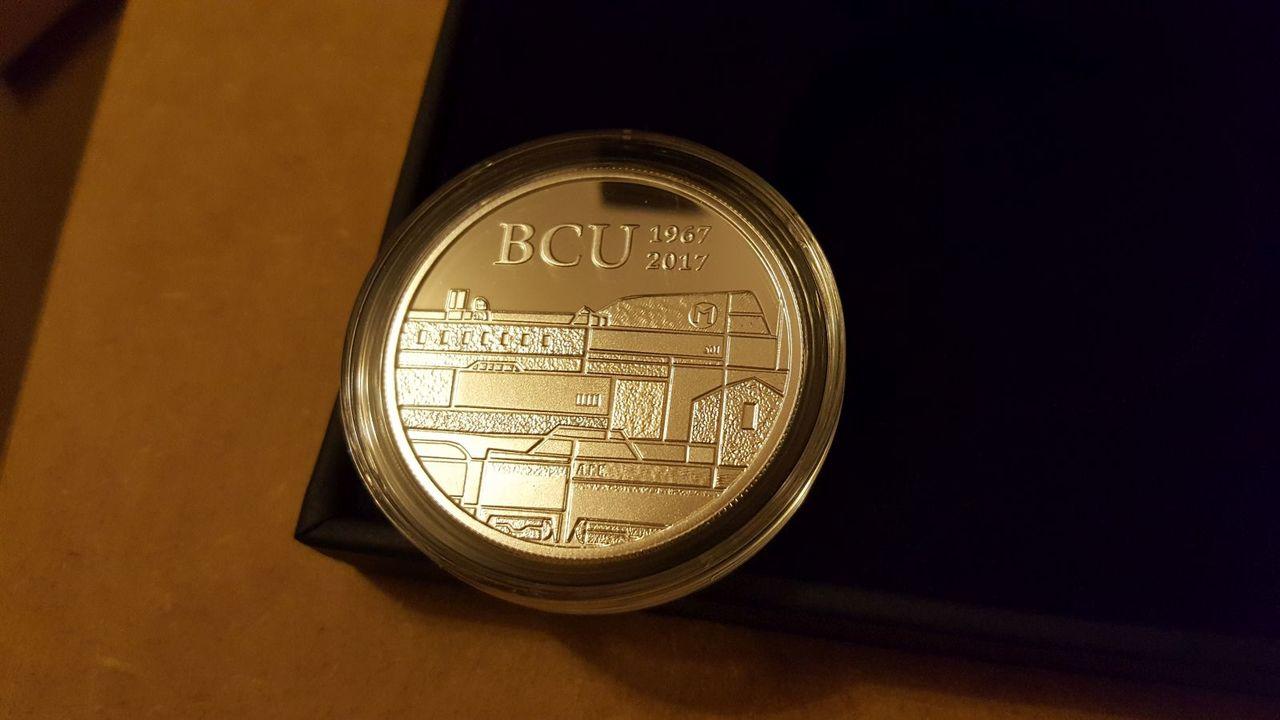 Monedas conmemorativas de Uruguay acuñadas en plata 1961 - Presente. - Página 2 20170706_220711