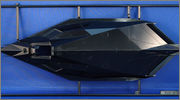 F-117A Nighthawk Farewell  1:72 Hasegawa F117sprue1