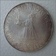 500 Lei 1941 Mihai I Rey de Rumania  Image