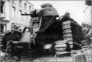 Камуфляж французских танков B1  и B1 bis Char_B_1_bis_54_Bearn_II