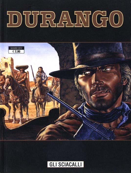 Disegnatori di altre serie che vorrei vedere su Zagor  Durango51