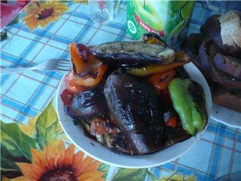 Овощи на гриле 9736e8c40495