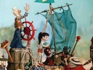 Приключения в изумрудном городе. Два мультфильма по книге А.М. Волкова. 59f446d57189