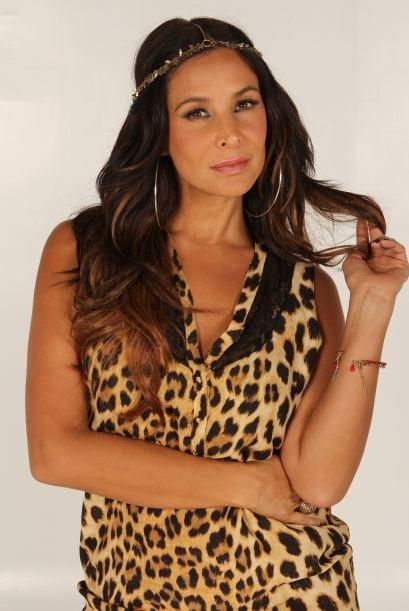 Лорена Рохас/Lorena Rojas - Страница 12 7126dc52a0e7