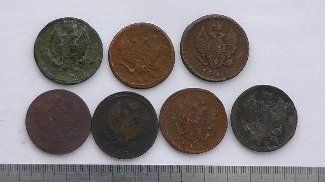 Экспонаты денежных единиц музея Большеорловской ООШ 31cd0e97e07d