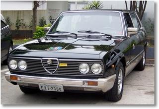 Auto Storiche in Brasile - FNM & Alfa Romeo Alfa_Romeo_2300_Ti