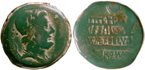 Denominación de monedas en la antigua Roma: La República. 0_0dodrans_repu