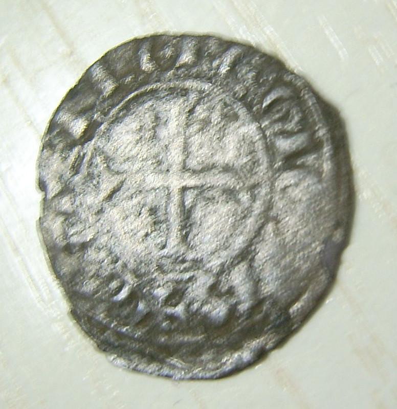 Meaja coronada de Sancho IV. (1284-1295). Image