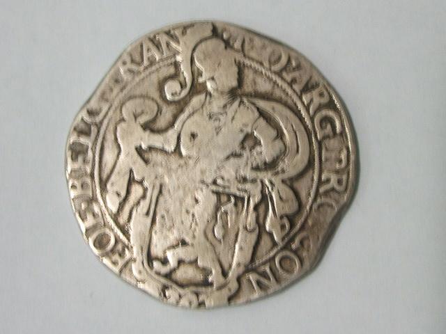 lion - 1 Lion daalder. Holanda (colonial). 1617. Overijssel 012