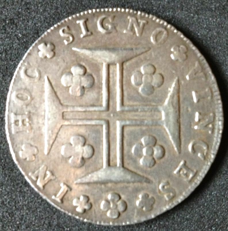 400 Reis. Portugal. 1812 400_reis_1812b
