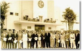 Auto Storiche in Brasile - FNM & Alfa Romeo Entrada_fnm