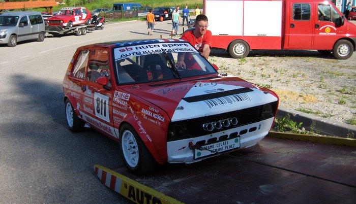 Yugo 1.6 16V by Rogić Motorsport Technology Image