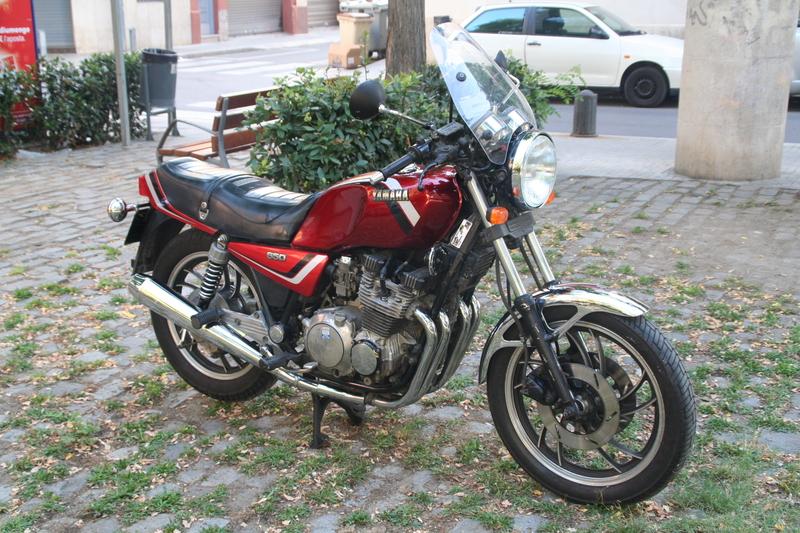 Yamaha XJ-650 año 82. IMG_6235