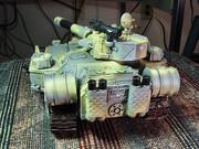 Танк по мотивам Warhammer - [готово] Baneblade_rear